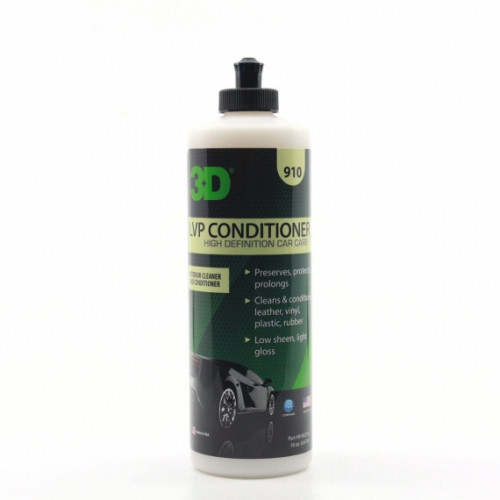 Органический очиститель для салона с обезжиривающим эффектом 3D (0,47 л) - LVP Conditioner 910OZ16