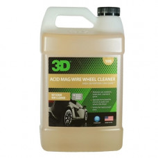 3D ACID MAG WIRE Очиститель для хромированных колес и труднодоступных мест (концентрат) 105G01 3,78