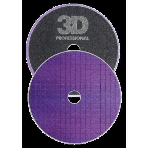 Универсальный полировальник 3D - Light Purple Spider Polishing pad 165mm K-56SLP