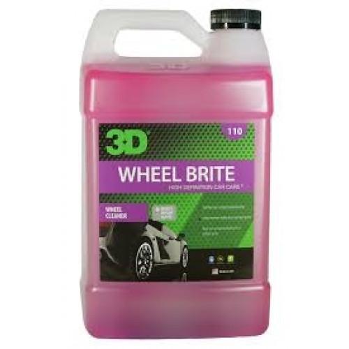 Концентрированный очиститель дисков 3D (3,785 л) - Wheel Brite 110G01