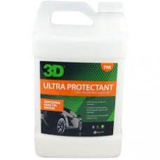 Спрей на водной основе для долговременной защиты шин 3D (3,785 л) - Ultra Protectant 706G01