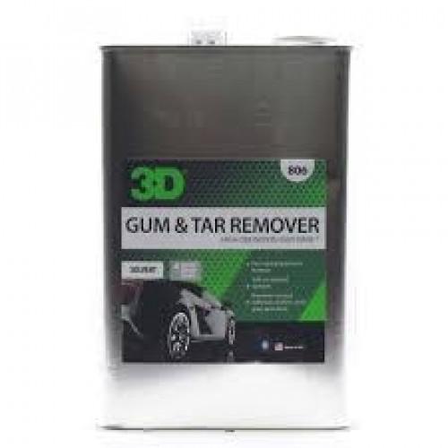 Удалитель битума и других липких веществ 3D (3,785 л) - Gum and Tar Remover 806G01