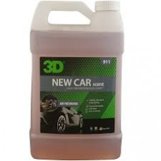 Освежитель воздуха для салона с ароматом нового авто 3D (3,785 л) - New Car Scent 841G01
