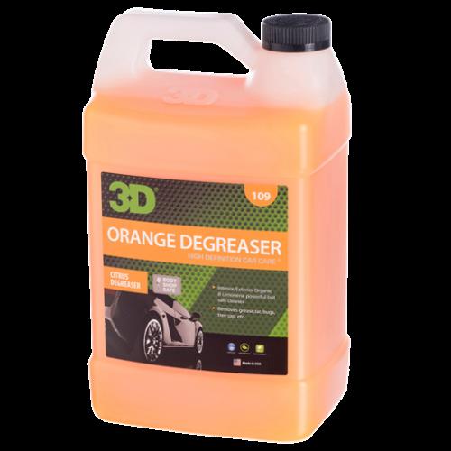 Чистящее средства для салона и кузова 3D (3,785 л) - Orange Degreaser 109G01