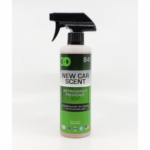 Освежитель воздуха для салона с ароматом нового авто 3D (0,41 л) - New Car Scent 841OZ16