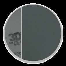 Абразивный диск на гибкой тканевой подкладке 3D - Sand Paper ACA Brown Flex p1500 3 Disc - G-31500