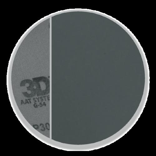 Абразивный диск на гибкой тканевой подкладке 3D - Sand Paper ACA Grey Foam 3 P3000 - G-33000