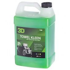 Средство для стирки полотенец из микрофибры 3D (3,785 л) - Towel Kleen 108G01
