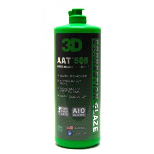 Полироль на основе технологии AAT 3D (0,95 л) - AAT Correction Glaze 505OZ32