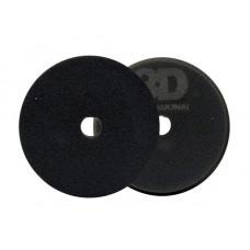 Полировальный круг финишный черный. 3D - 76 мм - K-FFP3