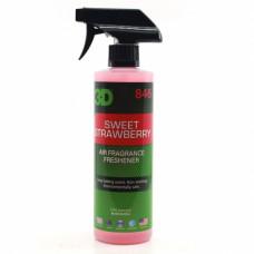 Освежитель воздуха для салона с ароматом клубники 3D (0.41 л) - Strawberry Scent 846OZ16