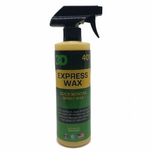 Быстрый в использовании спрей экспресс-воск 3D (0,47 л) - Express Wax 401OZ16