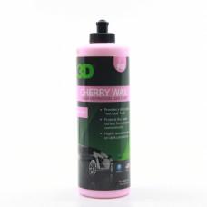 Воск для ручного и автоматического нанесения 3D (0,47 л) - Cherry Wax 906OZ16