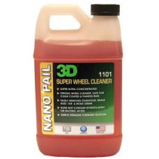 Чистящее средство для колес концентрат 3D (1,786 л) - SUPER WHEEL CLEANER 1101OZ64