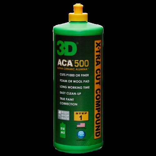 Паста для сверхбыстрой полировки 3D (0,95 л) - ACA X-TRA CUT Compound 500OZ32