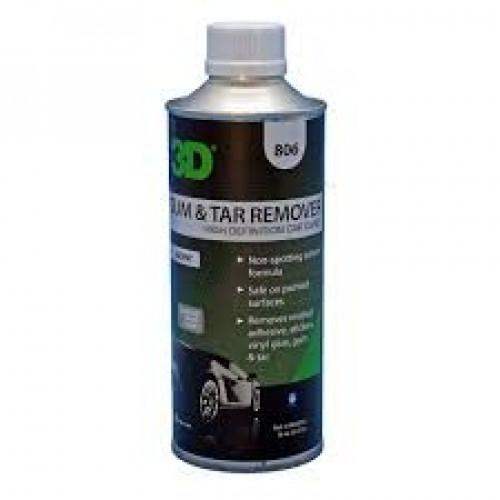 Удалитель битума и других липких веществ 3D (0,41 л) - Gum and Tar Remover 806OZ16