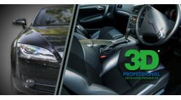 3D CAR CARE-мировой бестселлер автомобильной химии и косметики