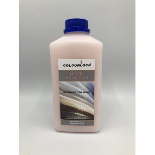 Молочко для кожи автомобиля Colourlock Leder Protector 1 л
