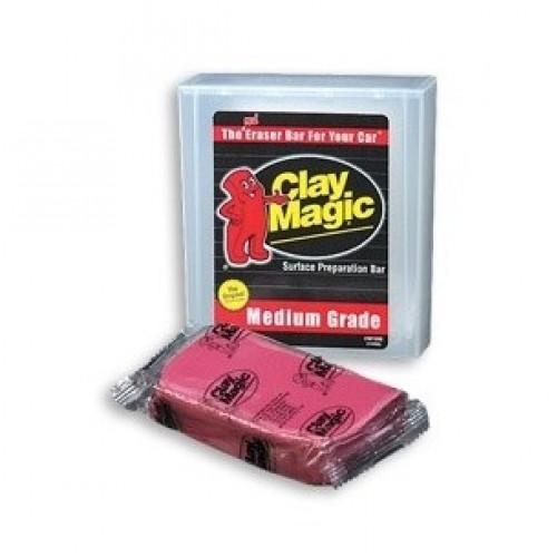 CLAY MAGIC (RED) - Глина абразивная