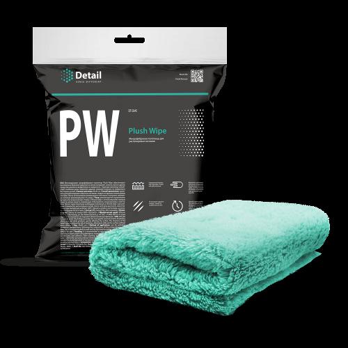 Микрофибра- салфетка для располировки составов PW Plush Wipe