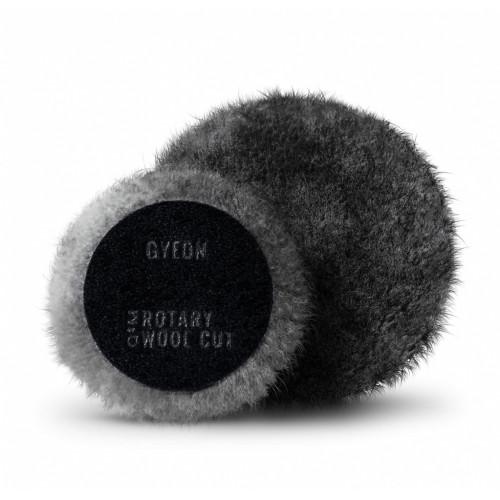 Q²M Rotary Wool Cut меховой полировальный круг 2PACK 80 мм