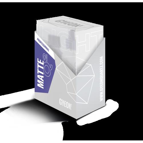 Q² Matte Light box кварцевое покрытие для матовых лаков и пленок
