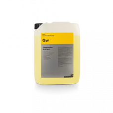 GLANZWACHSSHAMPOO - рН-нейтральный мультифункциональный концентрированный шампунь для ручной мойки с защищающими компонентами для автомобильного лака, (10 л). 46010