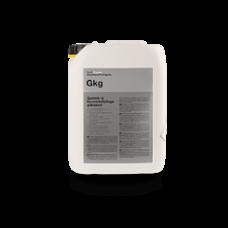 GUMMI- & KUNSTSTOFFPFLEGE GLANZEND - Чернение резины для резиновых поверхностей, пластика и винила (10 л) 295010