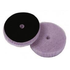 58-4265 Полировальный диск меховой режущий сиреневый 165 мм