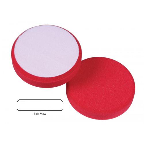 H2O-1155-130MM Полировальный диск поролон мягкий финишный красный 140 мм