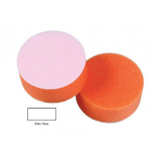 H2O-230 Полировальный диск поролон полирующий оранжевый 80 мм