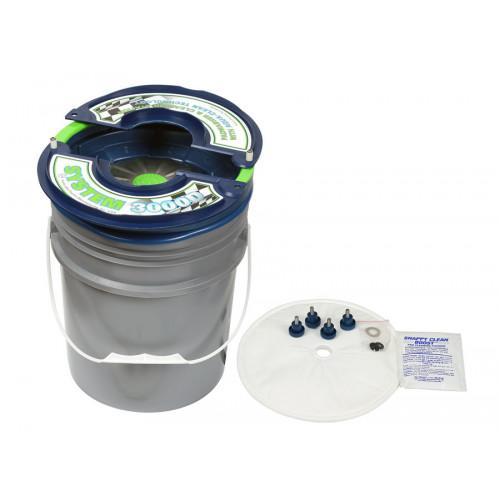 Станция для мойки и чистки полир.дисков (набор) 90-3000D Deluxe System 3000 Padwasher & Cleaning Sta