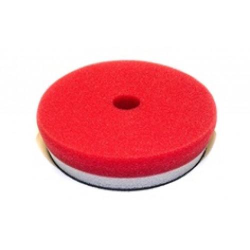 HDO-13550 Полировальный диск поролон красный финишный 140 мм