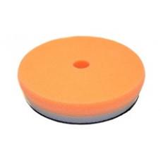 HDO-23650 Полировальный диск поролон средне-режущий оранжевый 165 мм