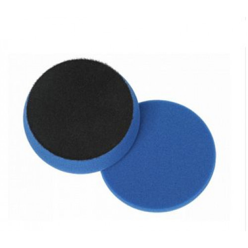 SDO-92350 Полировальный диск поролон режущий синий 90 мм