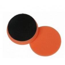 SDO-22350 Полировальный диск поролон полирующий оранжевый 90 мм