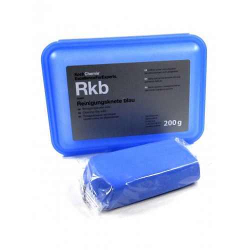 REINIGUNGSKNETE blau полировочная чистящая синяя глина