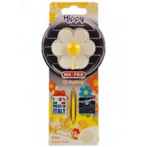 HIPPY WHITE HEAVEN'S DOOR 12 PZ / ароматизатор хиппи белый, двери в небеса / сладость