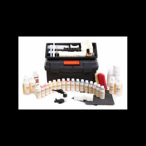 Базовый набор для ремонта кожи (Basic Leather Repair Kit)