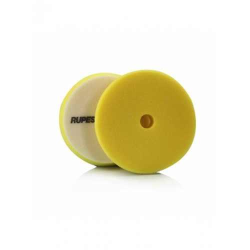 Полировальный поролоновый диск антиголограмный желтый