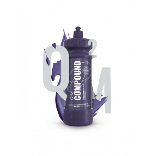 Q2M COMPOUND высокоабразивная полировальная паста