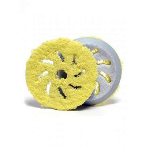 Микрофибровый полировальник желтый мягкий