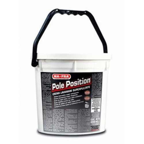 Pole Position - крем-мыло для очистки рук