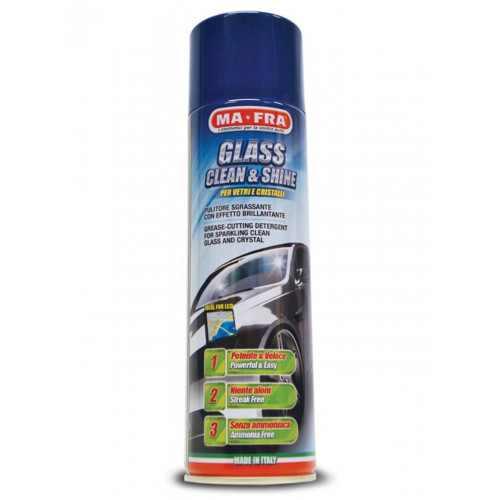 GLASS CLEAN&SHINE SPRAY 500мл  очиститель стекла