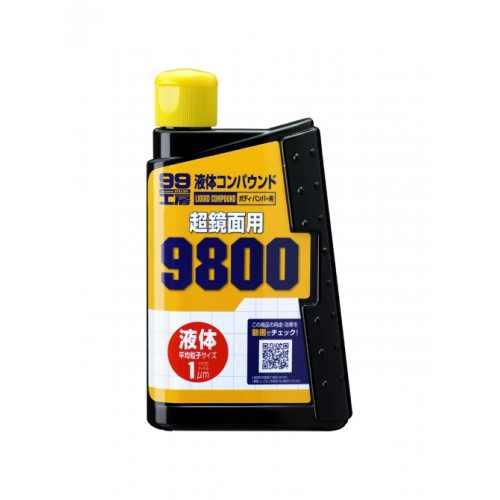 Liquid Compound 9800 Жидкий абразивный полироль
