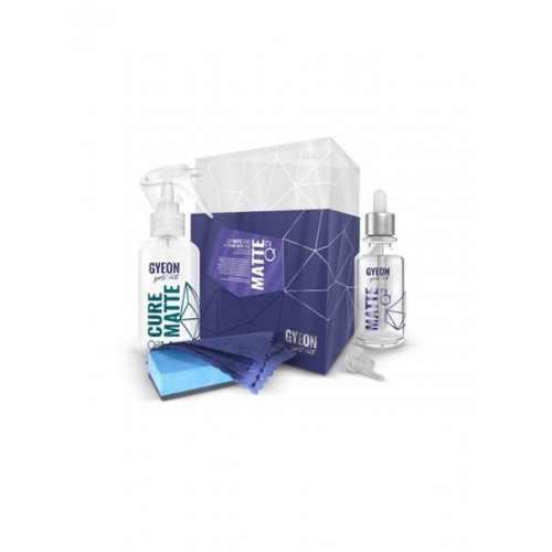 MATTE kit  кварцевое защитное покрытие для матовых ЛКП и защитных пленок.
