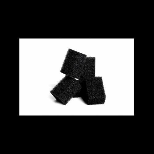 Губка для чистки черная