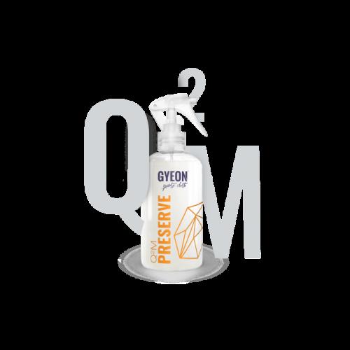 Q2M PRESERVE состав для ухода за элементами отделки интерьера.