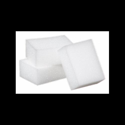 Губка для чистки белая (Cleaning Sponges)