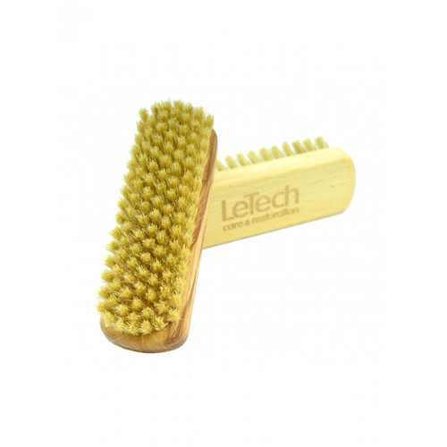 Щетка для чистки кожи LeTech Premium (LeTech Leather Brush Premium) EXPERT LINE